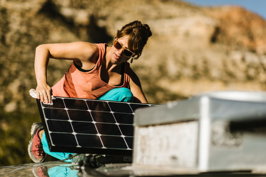 Solar Panel Kit Components And Use Cases