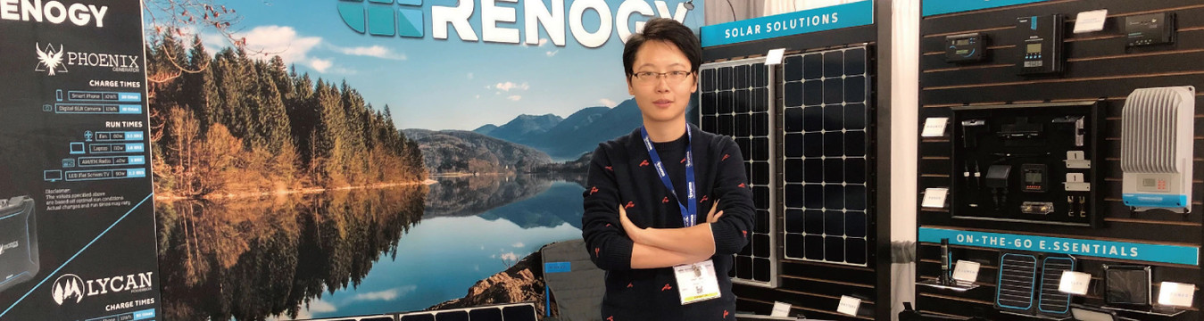 An Inspired Conversation with Yi Li, Founder & CEO of Renogy