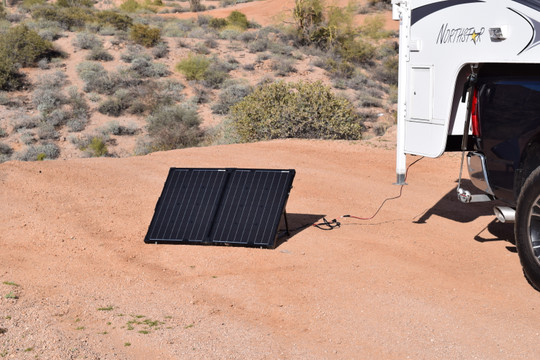 What to Know About Portable Solar Panels