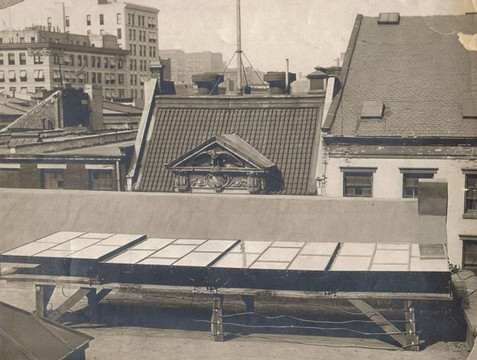 A Few Things Have Changed in 140 Years: A Brief History of Solar