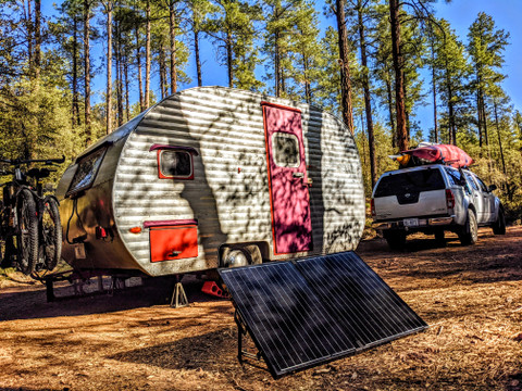 Is a Solar-Powered Full-Time RV Life More Sustainable?