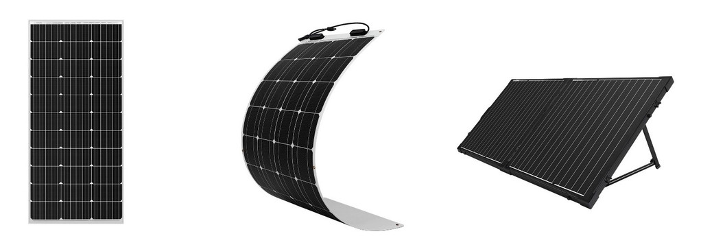 Beginners Guide to 12 Volt Solar Panels