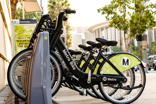 Renogy Partners with L.A. Metro and Bicycle Transit to Increase Sustainability Efforts in L.A. County