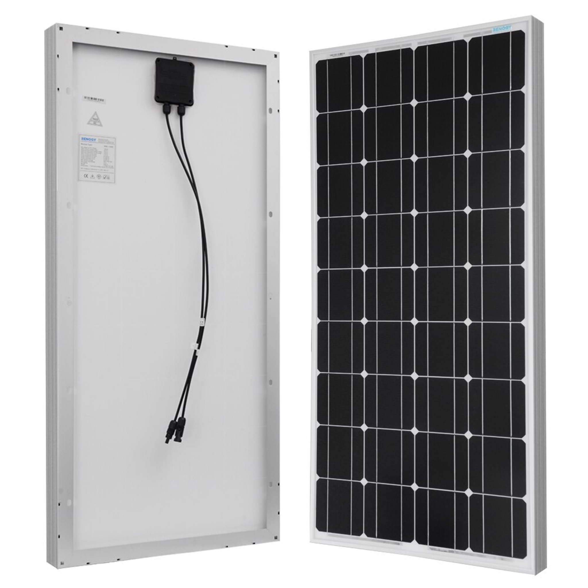 20W Solar Panel 12v Charger with 8m cable BLOCK Diode /& Battery MI