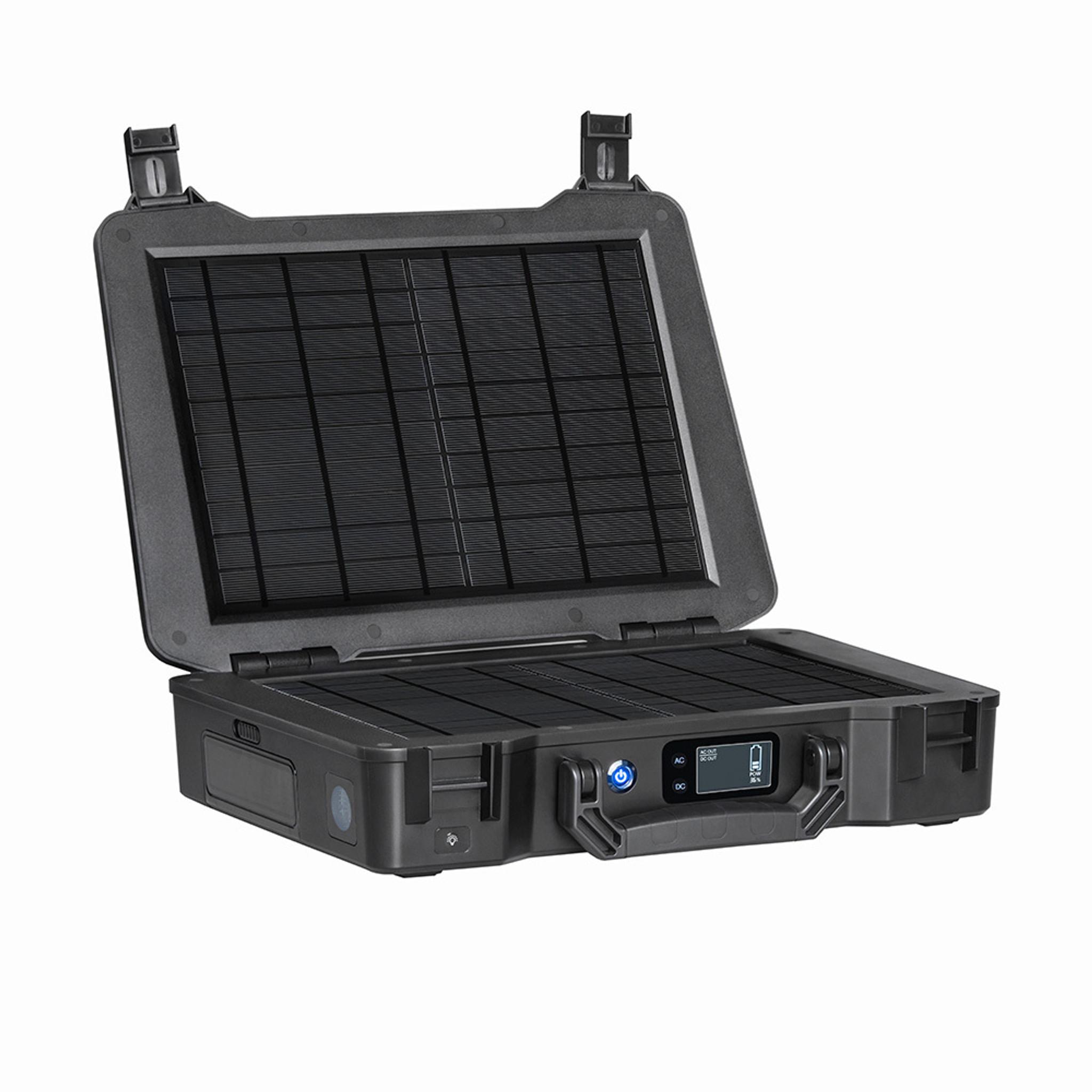 afd41c278 Portable Solar Generator - The Phoenix 20W | Renogy Solar