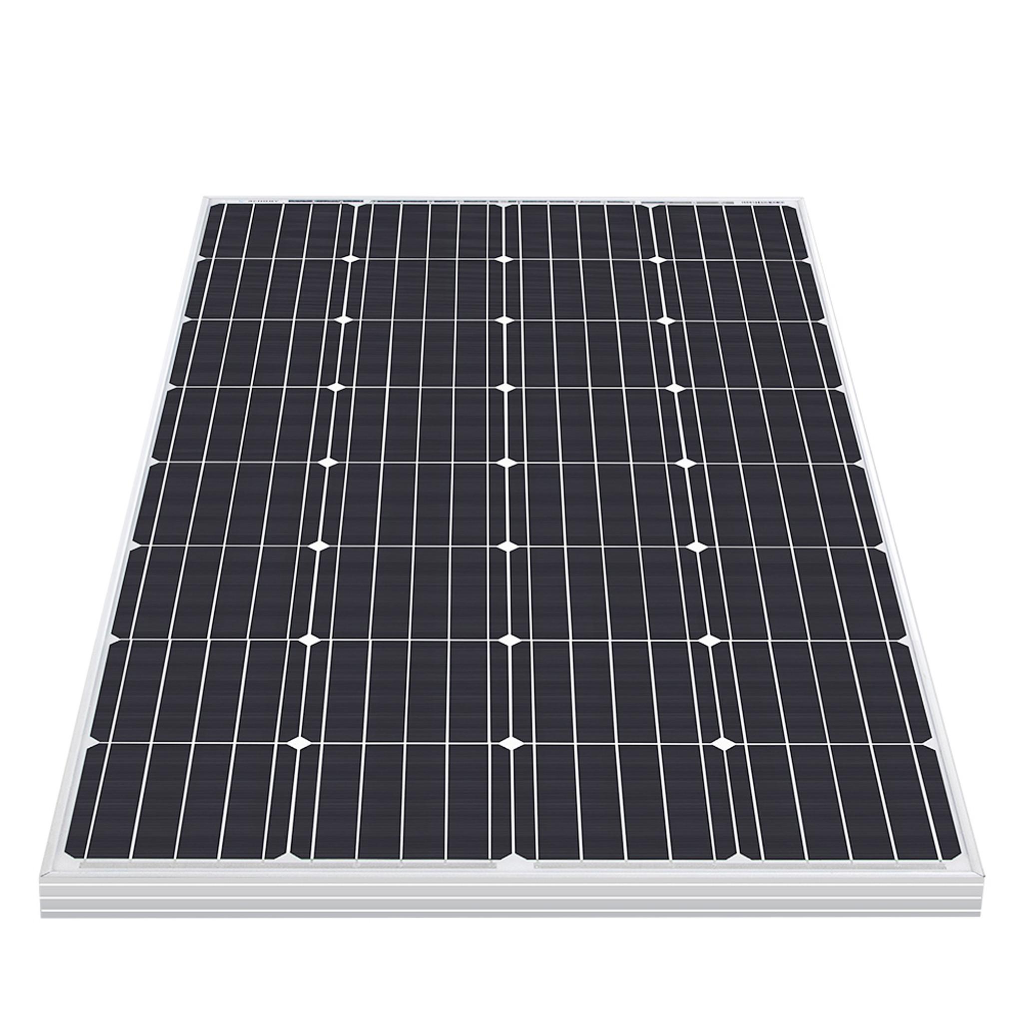 Renogy 160 Watt 12 Volt Monocrystalline Solar Panel Renogy Solar