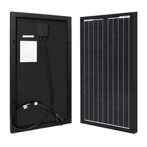 Renogy 30 Watt 12 Volt Monocrystalline Solar Panel