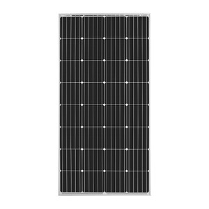 Rigid Solar Panel - Renogy 160 Watt 12 Volt Flexible Monocrystalline Solar Panel