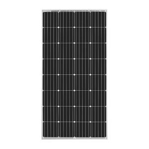Rigid Solar Panel - Renogy 160 Watt 12 Volt Flexible Monocrystalline Solar Panel