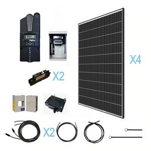 1200 WATT 12 VOLT Monocrystalline Solar Kit