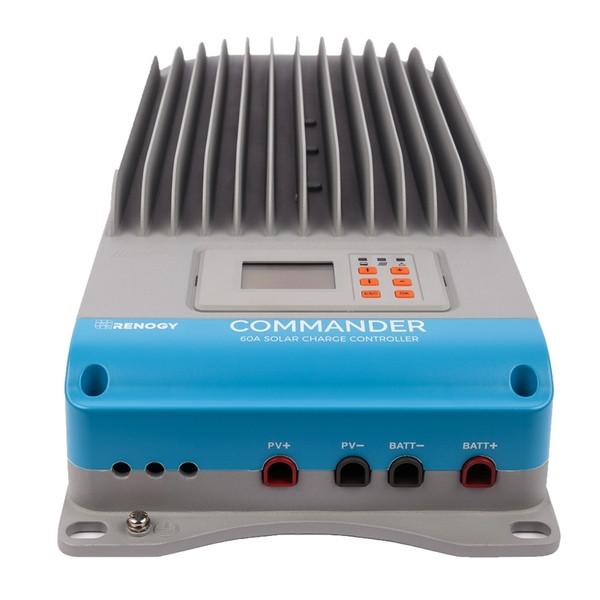 Renogy 60 Amp Commander MPPT Solar Charge Controller