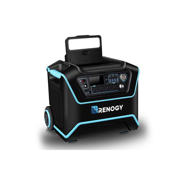 Portable Solar Power Generator - The Lycan Powerbox