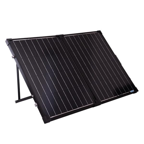 100 Watt Folding Solar Suitcase