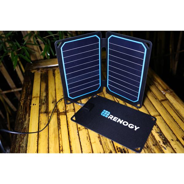 Renogy E.FLEX10 Portable Solar Panel with USB Port