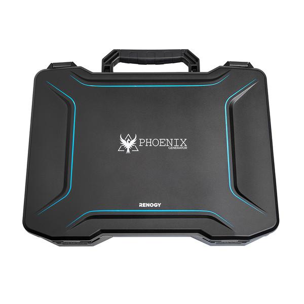 The Phoenix Portable Solar Generator 20W