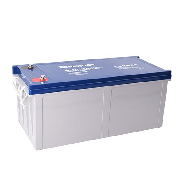 Renogy Deep Cycle Pure GEL Battery 12 Volt 200Ah
