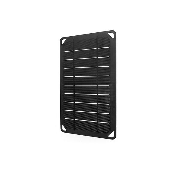 Solar Accessories for Camping - Renogy E.FLEX5 Monocrystalline Portable Solar Panel with USB Port