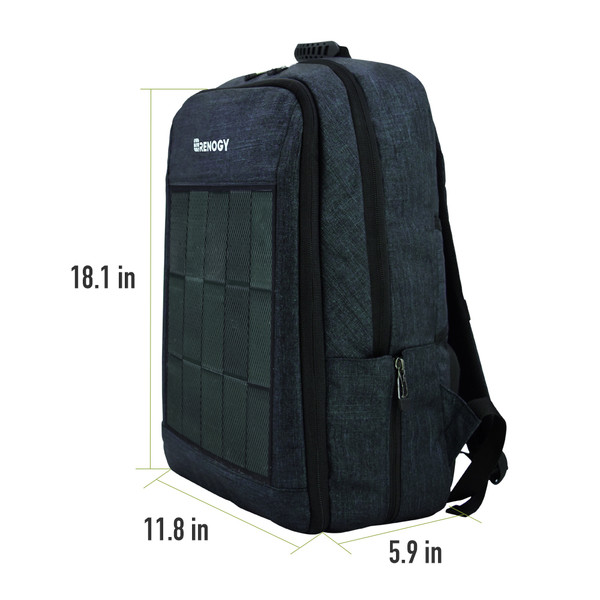 Renogy Solar Powered Backpack
