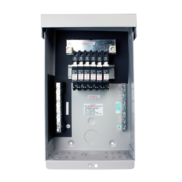 MidNite Solar Combiner Box MNPV6