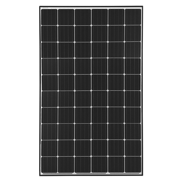Multi-Panel Solar Panel - Renogy 300 Watt 24 Volt Monocrystalline Solar Panel