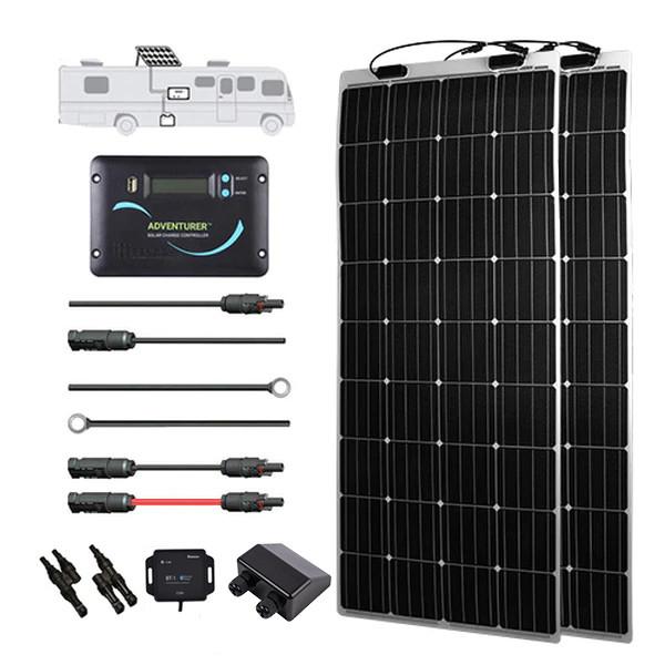 Renogy 320 Watt 12 Volt Solar RV Kit