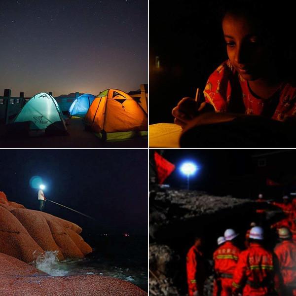 Rechargeable Camping Lantern 4000mAh