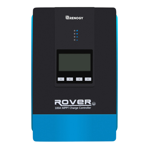 Renogy Rover 100 Amp MPPT Solar Charge Controller