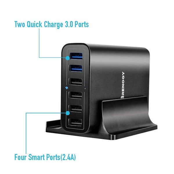 Renogy 60W Charging Station with 6 USB Ports