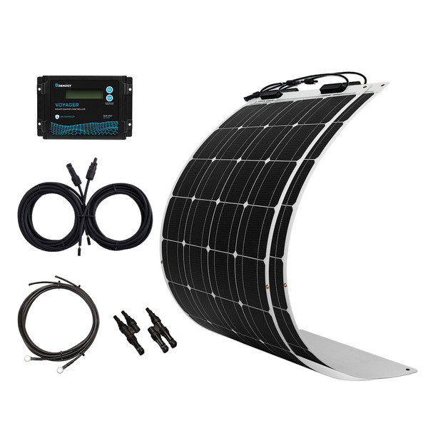 Renogy 200W Flexible Solar Kit