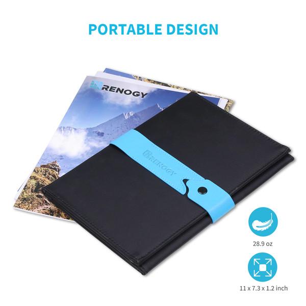 21W E.FLEX Portable Solar Panel