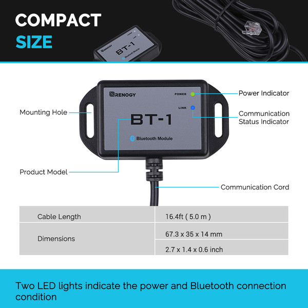 BT-1 Bluetooth Module (New Version)