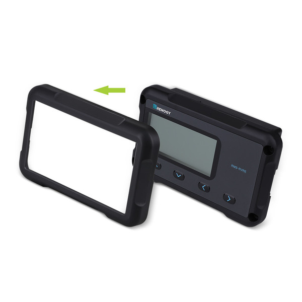Monitoring Screen for Rover Elite Series