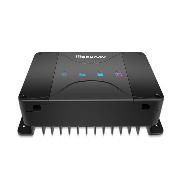 DCC30S 12V 30A Dual Input DC-DC On-Board Battery Charger with MPPT