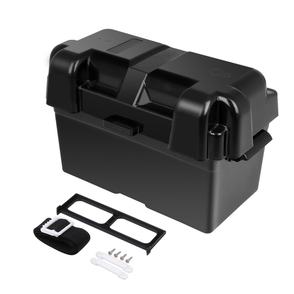 Heavy Duty Battery Box for Group 24-31 Battery Sizes