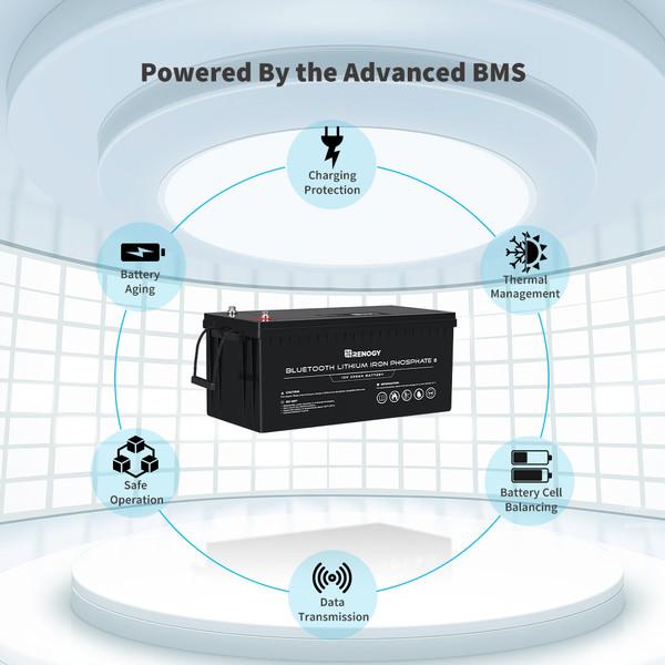 Advanced BMS