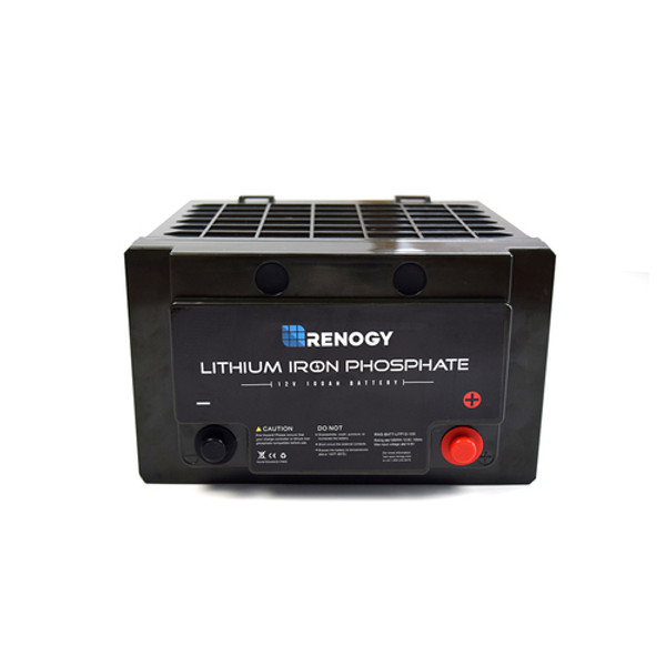 Why Choose a Lithium Iron Phosphate Battery?
