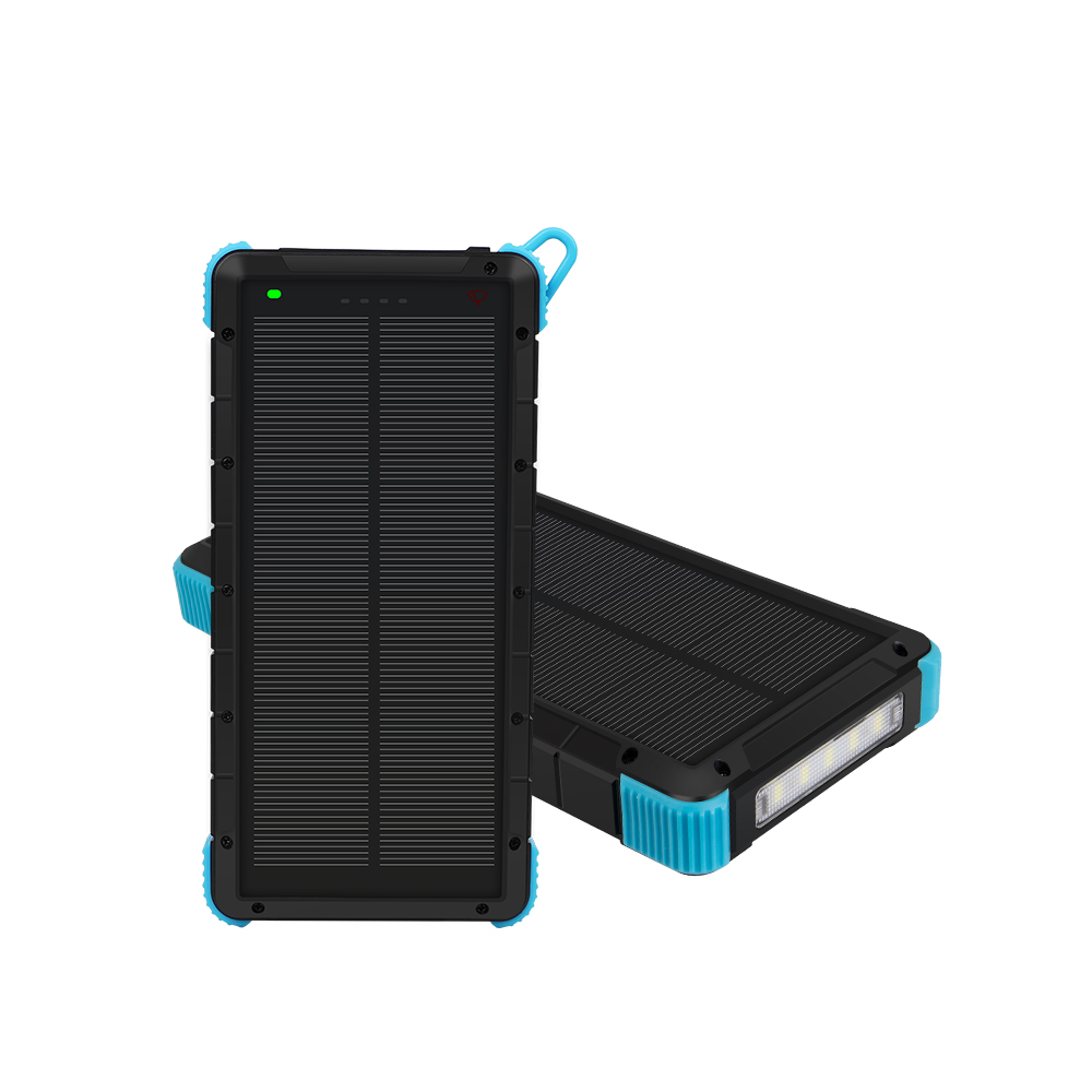 16000mAh Portable Solar Charger