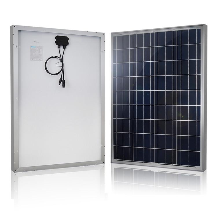 Renogy 100 Watt 12 Volt Polycrystalline Solar Panel
