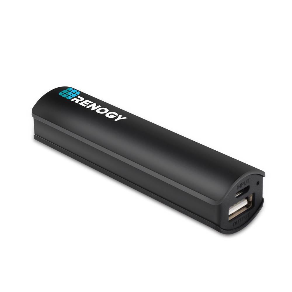 2500mAh mini portable charger