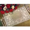 Daisy Filet Crochet placemats Pattern