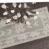 Vintage Star Runner in Filet Crochet