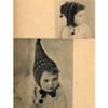 Vintage Childs Pixie Hat Knitting Pattern