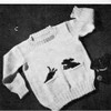 Toddler Dog Cat Pullover Knitting Pattern