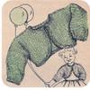 Vintage Baby Bolero Knitting Pattern Vintage Workbasket
