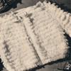 Vintage Baby Knit Loop Stitch Jacket pattern