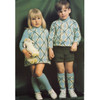 Childs Knitted Outfits Pattern