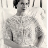 Medium Hairpin Lace Jacket Pattern