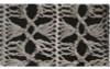 Hairpin Lace Pattern Illustration