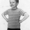 Boys Short Sleeve Knit Pullover Pattern