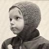 Boys Knitted Helmet Pattern from Columbia Minerva